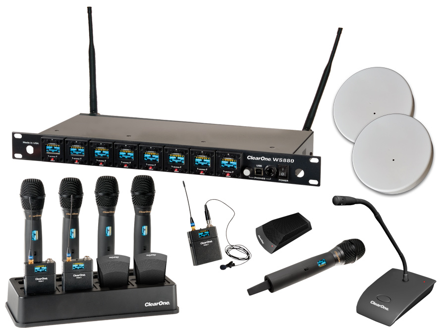 Wireless Microphone System Aliansi Sakti Cisco