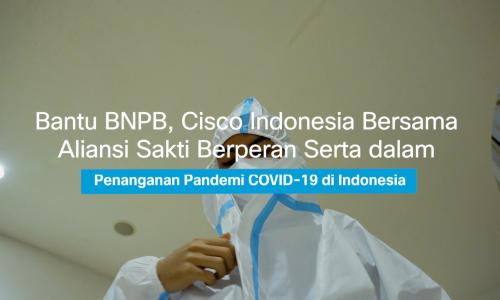 Cisco Indonesia Webex Wisma Atlet Aliansi Sakti